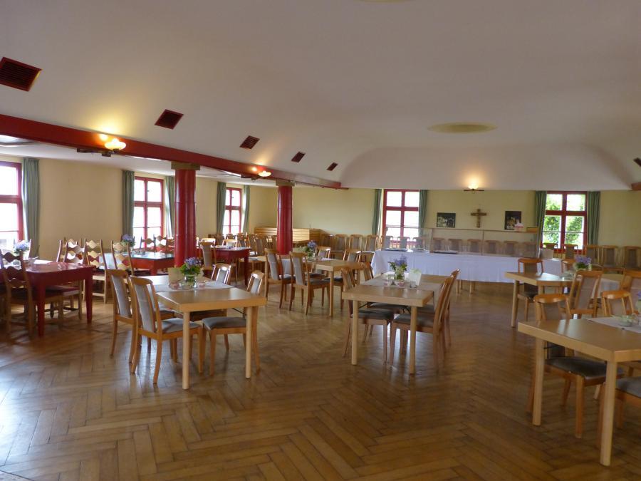 Café Kirchensaal