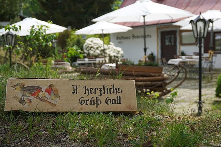 Café Arberhütte
