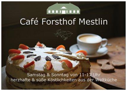 Cafe am Forsthof