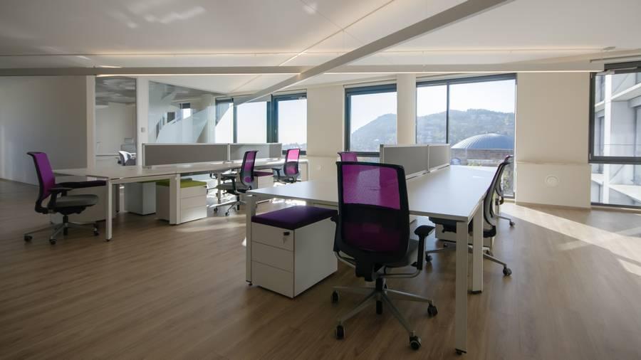 Designboden Büro