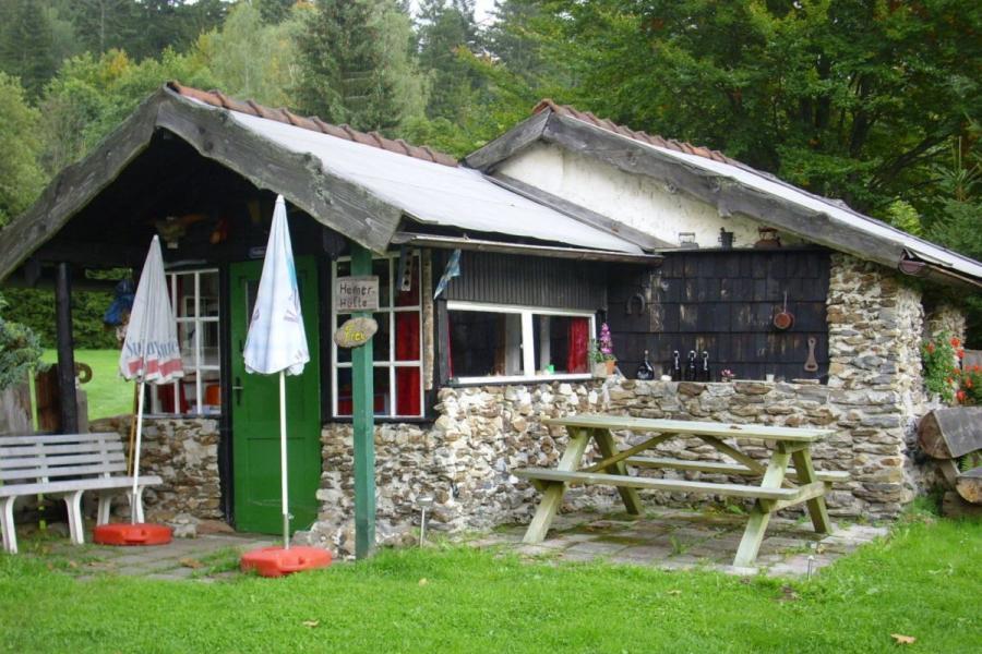 Camping Heiner in Regenhütte