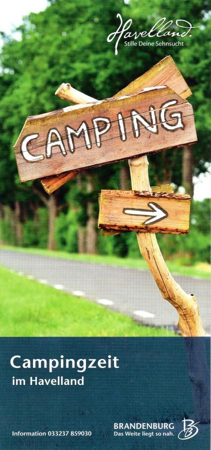 Camping im Havelland