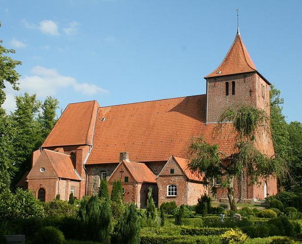 Catharinenkirche Westensee