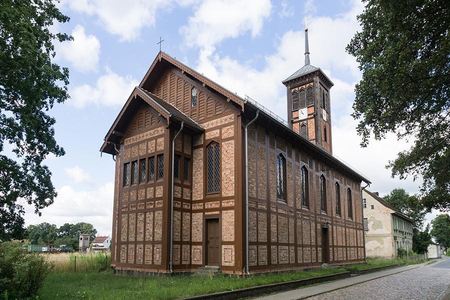 Dorfkirche Zerpenschleuse_Foto: Weigelt