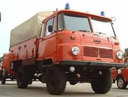 Löschgruppenfahrzeug LF 8