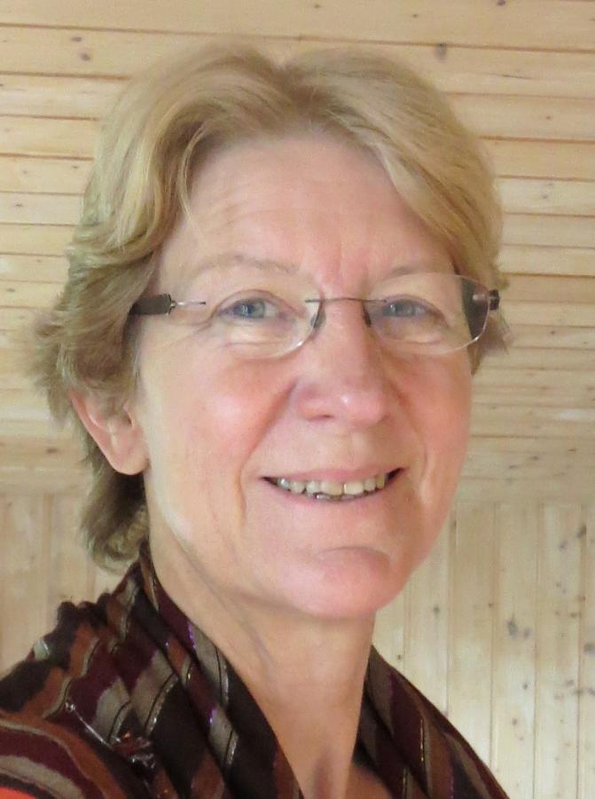 Foto Gesche Karrenbrock, stellvertretende Vorsitzende VDBIO