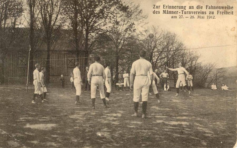 Fahnenweihe1912