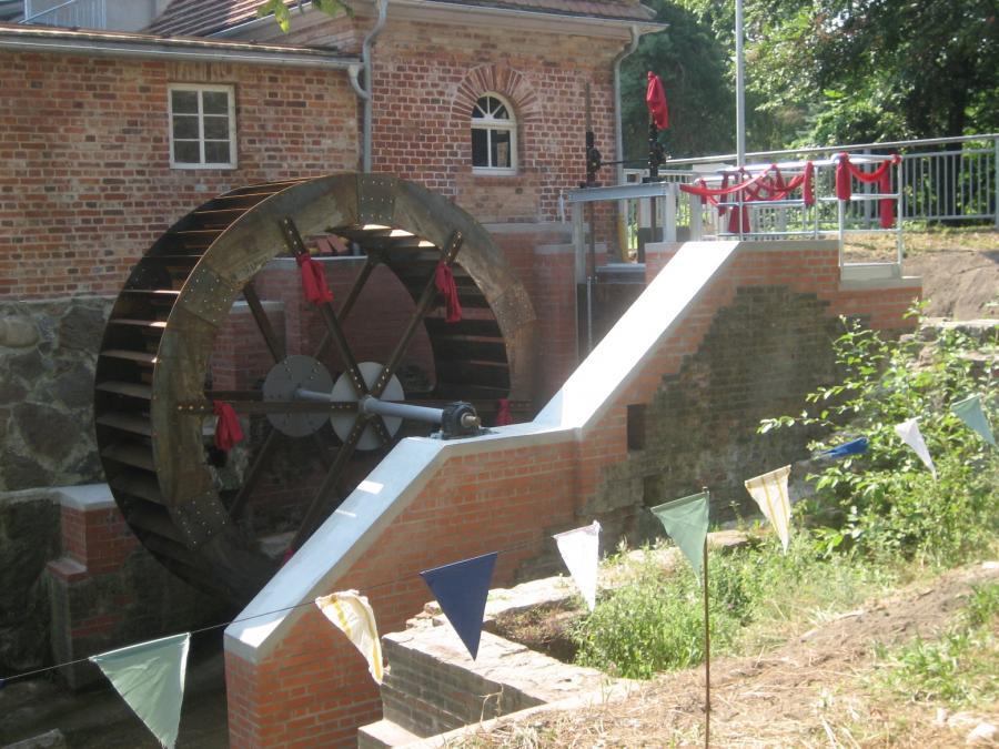 Mühlenschaurad