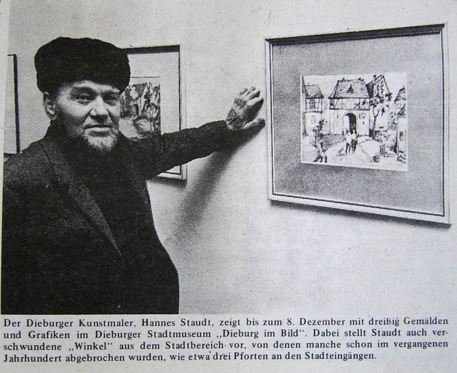 Dieburger Anzeiger vom 21. November 1977