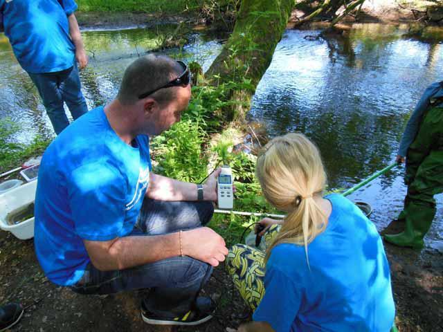 Schüler-Wassercamp