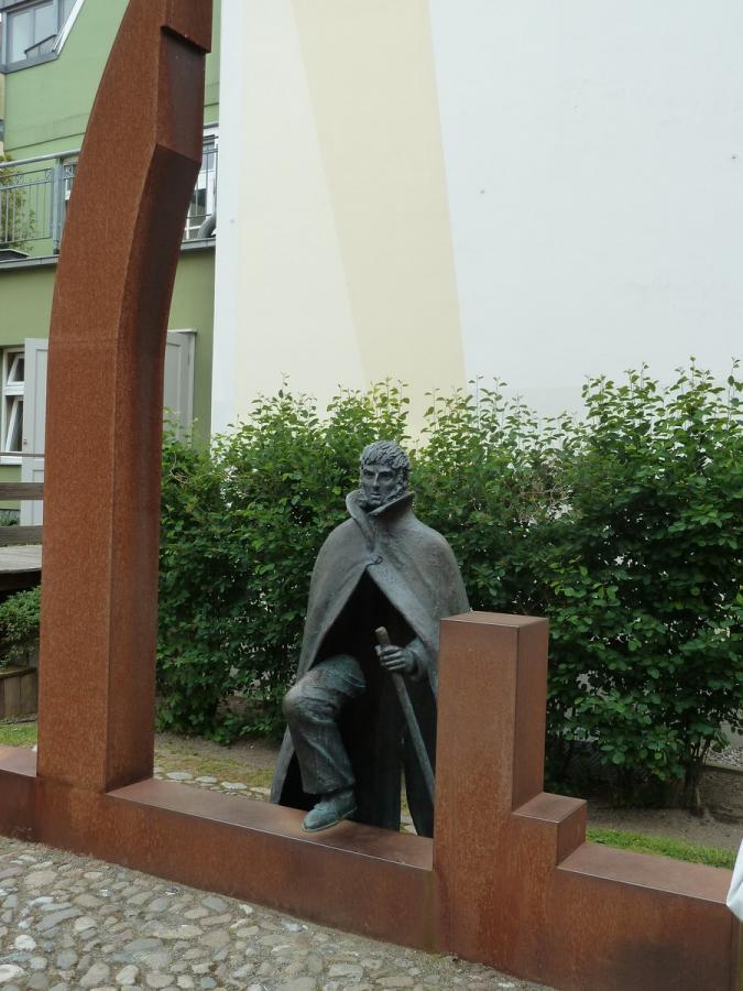 Caspar David Friedrich Denkmal
