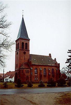 Kirche in Zootzen
