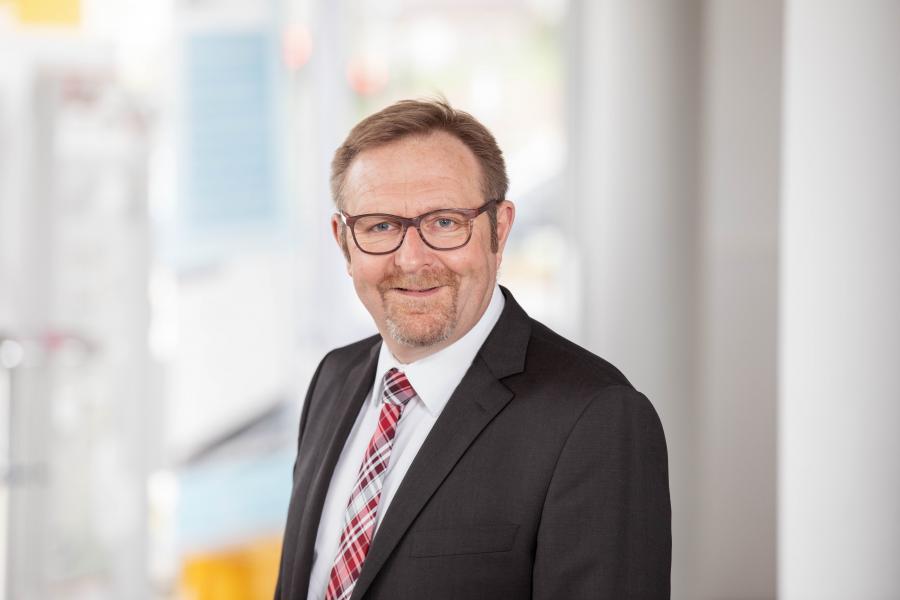 Bürgermeister Michael Grimm