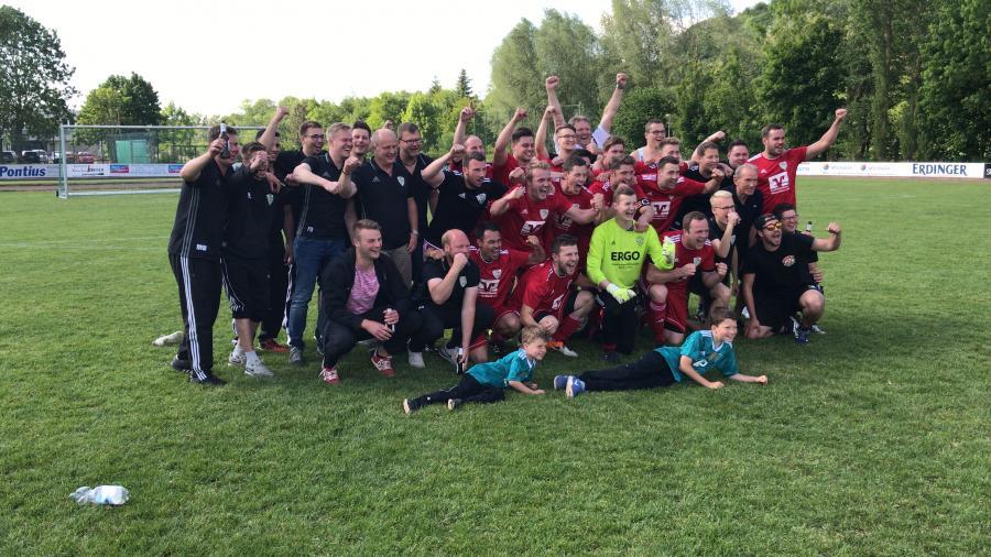 Aufstieg Gruppenliga 2018