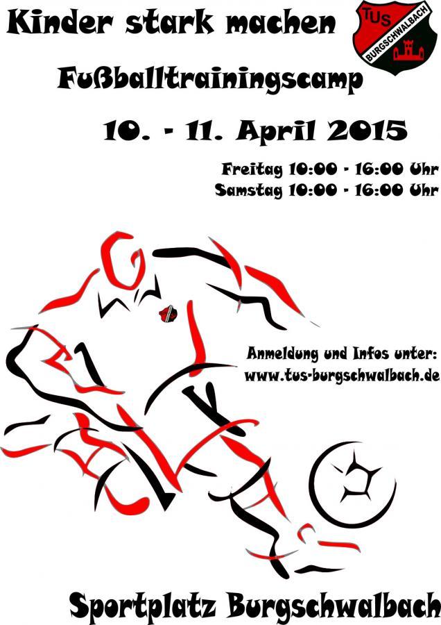 4. Jugendfußballcamp