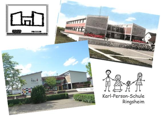 Schule alt und neu