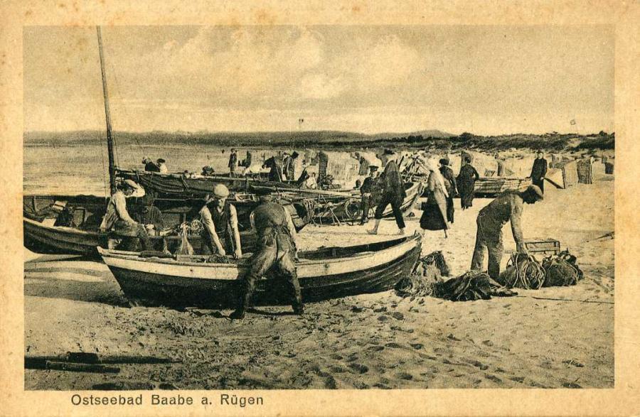 Ostseebad Baabe a. Rügen