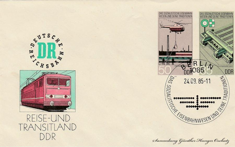 Reise- und Transitland DDR