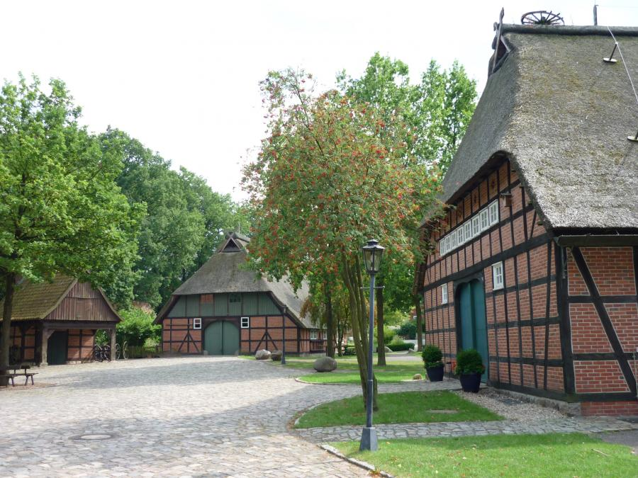 Hofanlge