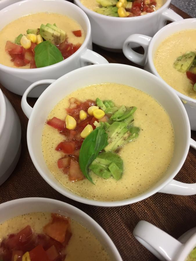Maissuppe