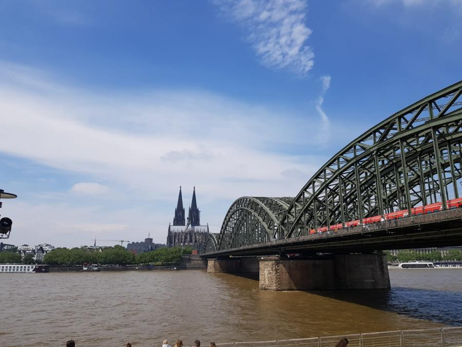 Klassenfahrt der 11LB nach Köln