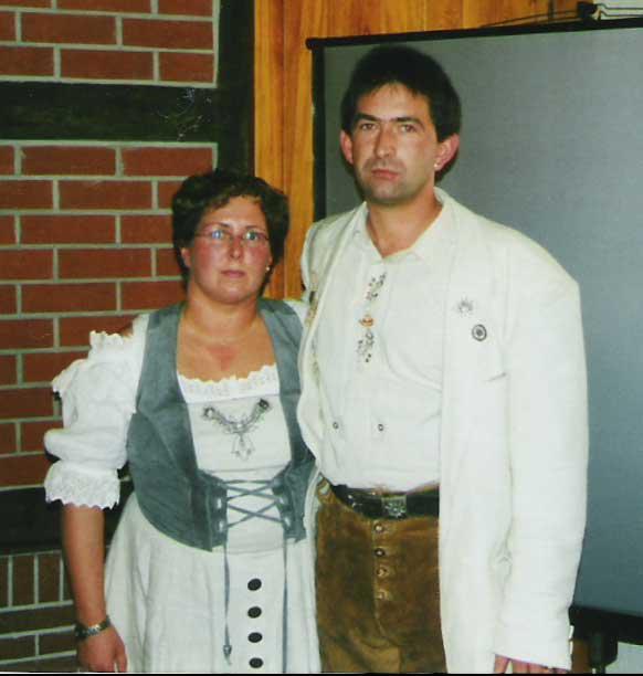 Lutz und Birgit