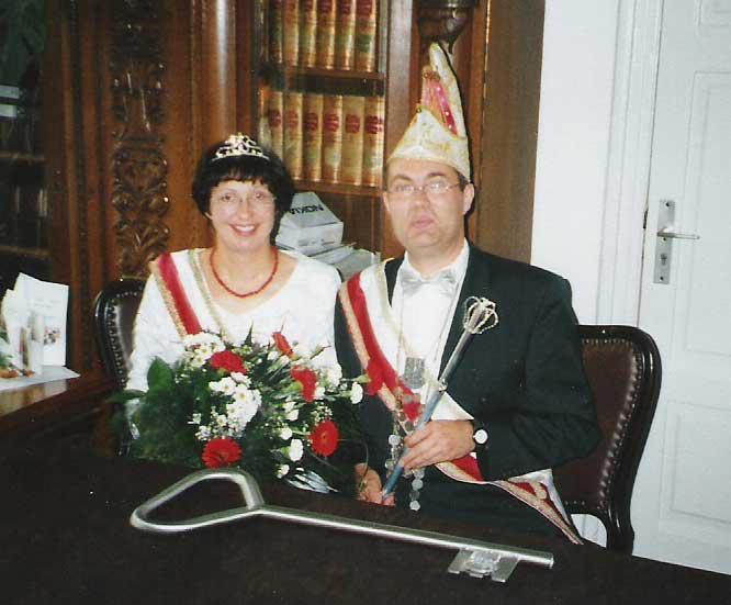 Holger und Sabine