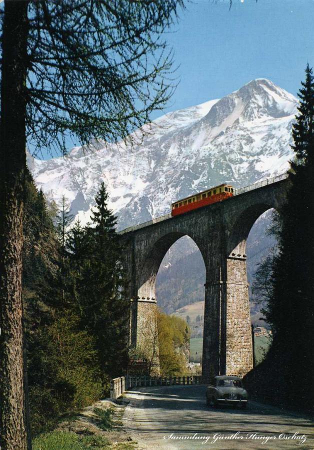 Chamonix Viadukt  Ste-Marie
