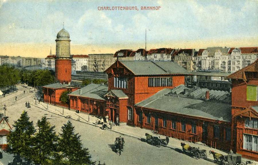 Charlottenburg Bahnhof
