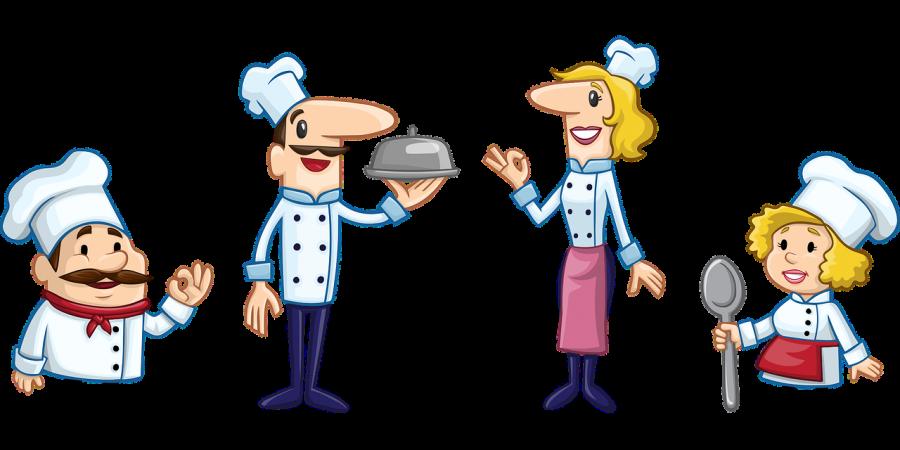 Küchen-Crew