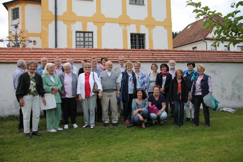 Ausflug der Chorgemeinschaft am 28. Juni 2014