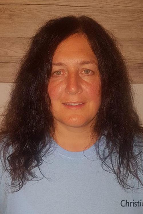 Christine Altvatter - Betreuerin Kindergruppe Eckartsborn