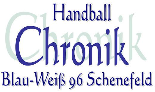 Handball-Chronik