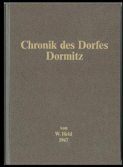 Chronik des Dorfes Dormitz