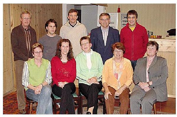 Vorstandschaft 1997