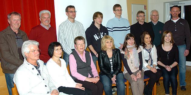 Vorstandschaft ab 2011