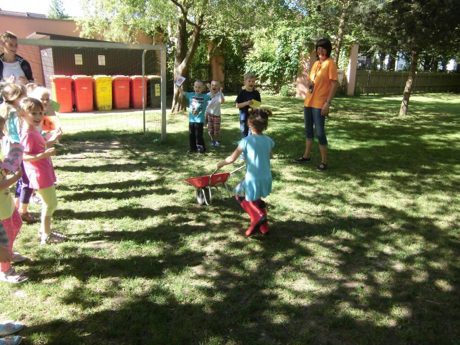 Sportfest Spiel mit