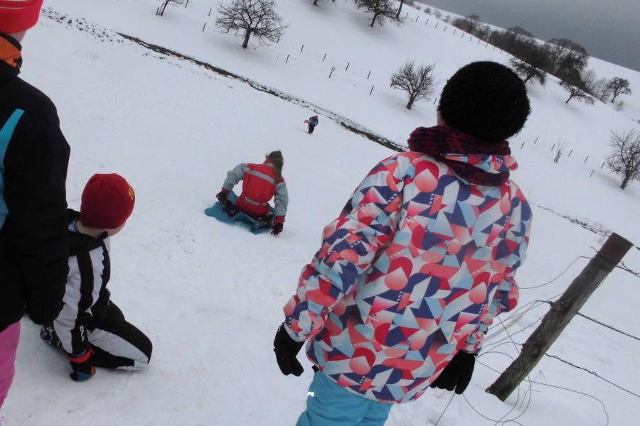Schnee 1