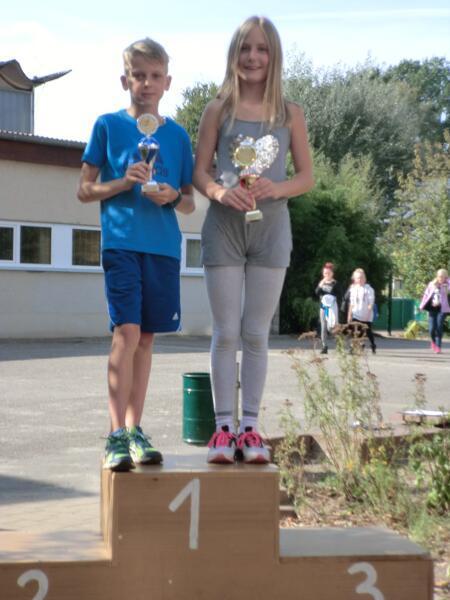 Sieger Crosslauf 2016