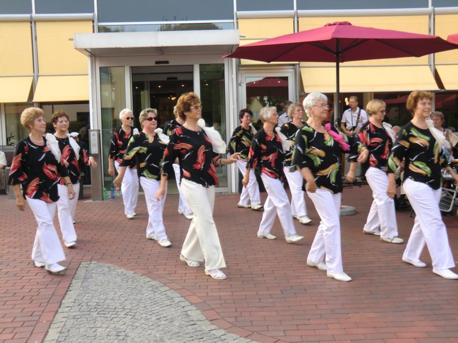 Tanzgruppe Vital