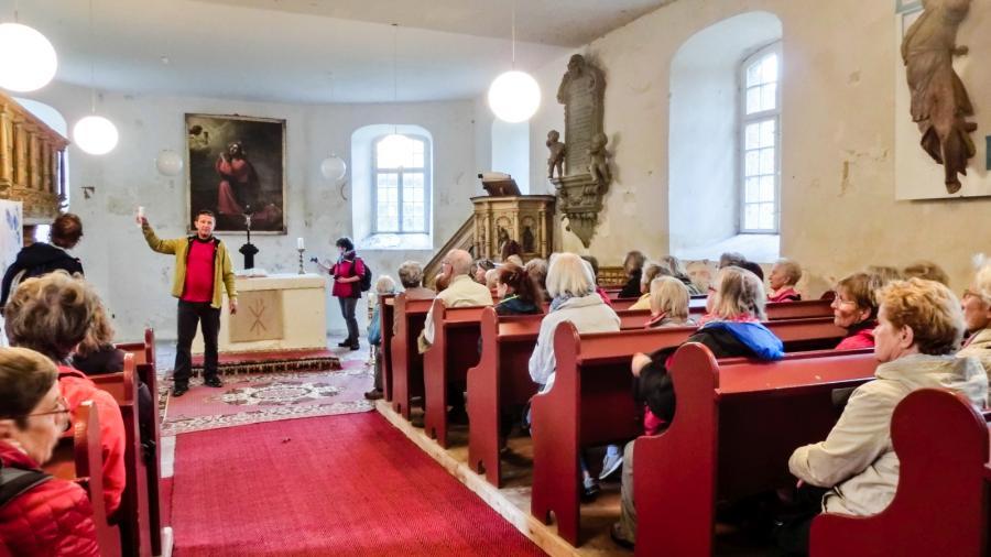 Kirche Löhme