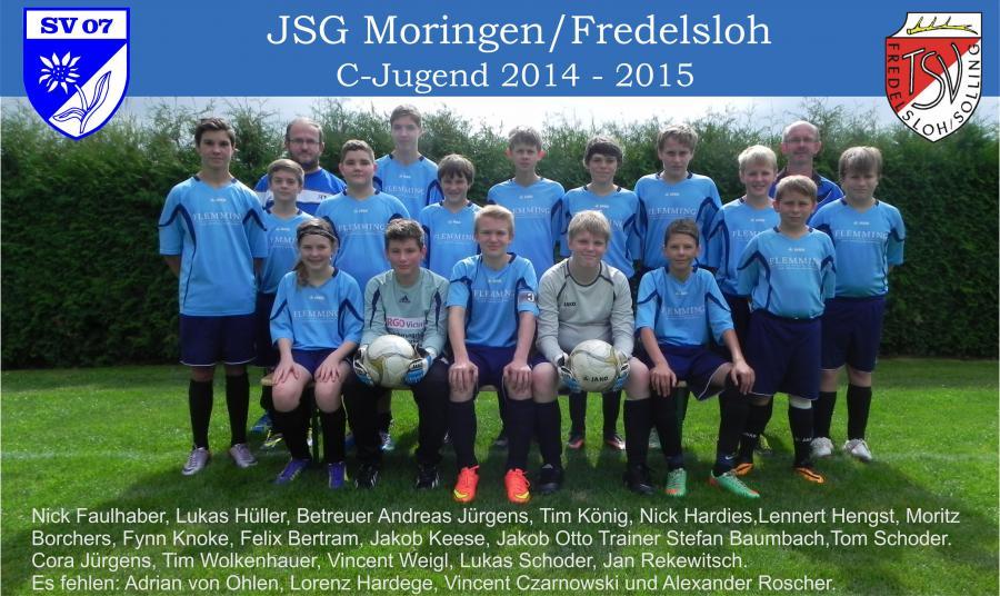 C-Jugend 2014-2015