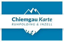 Chiemgau Karte Ruhpolding & Inzell