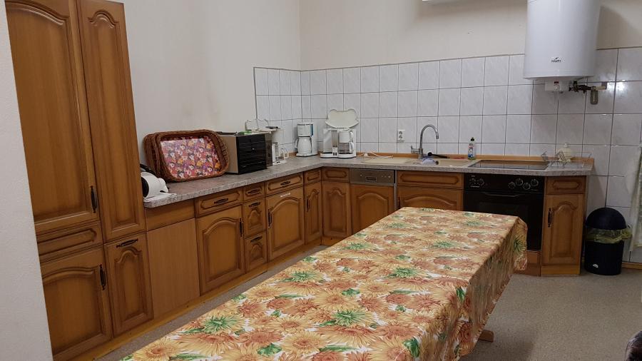 Klubraum Küche