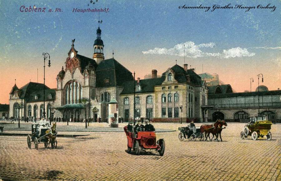 Coblenz a. Rh. Hauptbahnhof