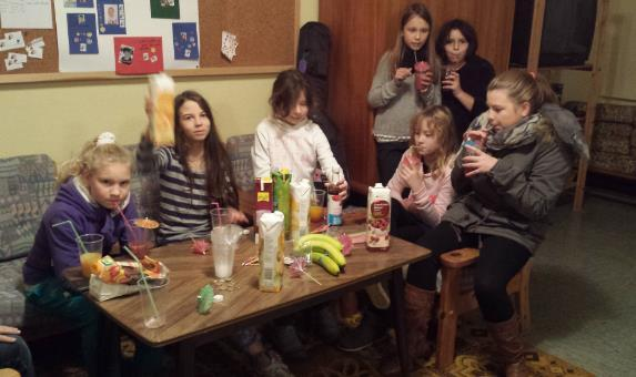 Cocktails trinken in Beenhausen