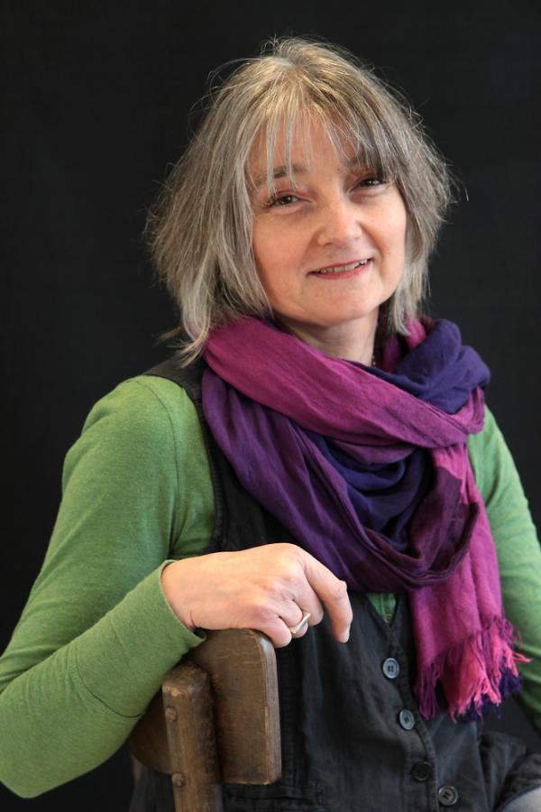 Renate Hänisch (Foto: Gerlind Bensler)