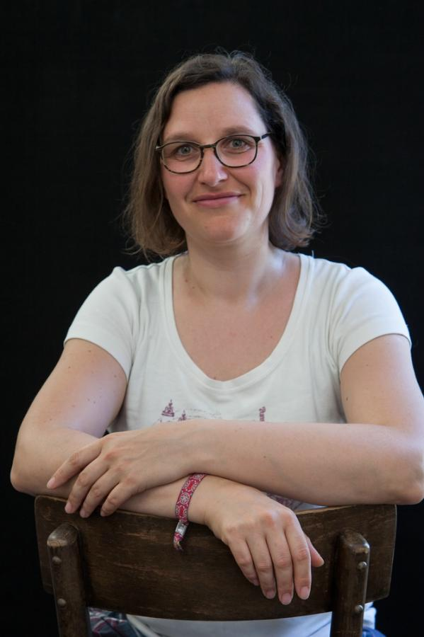 Carina Helmecke (Foto: Gerlind Bensler)