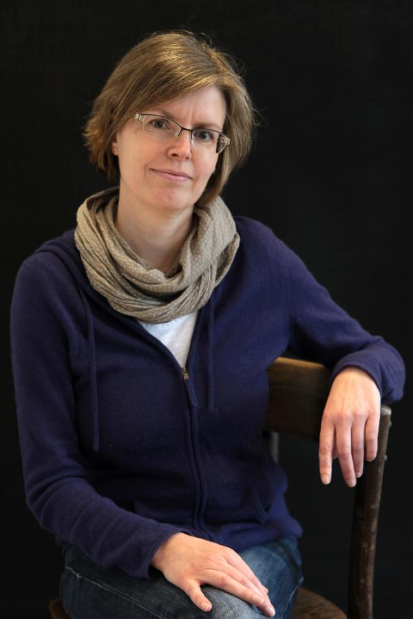 Annette Hoffmann (Foto: Gerlind Bensler)
