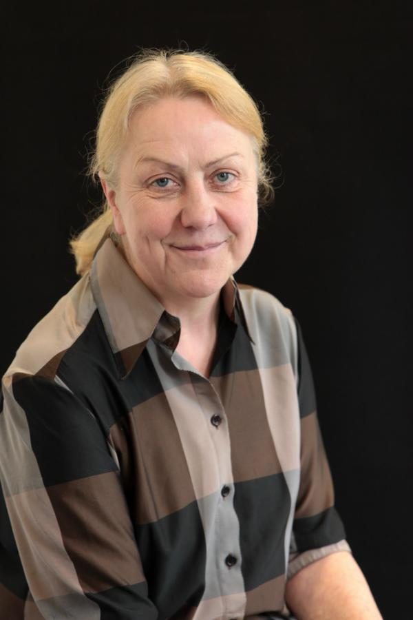 Sigrid Hofmann (Foto: Gerlind Bensler)